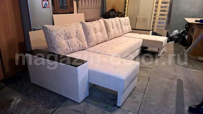диван прямой трансформер