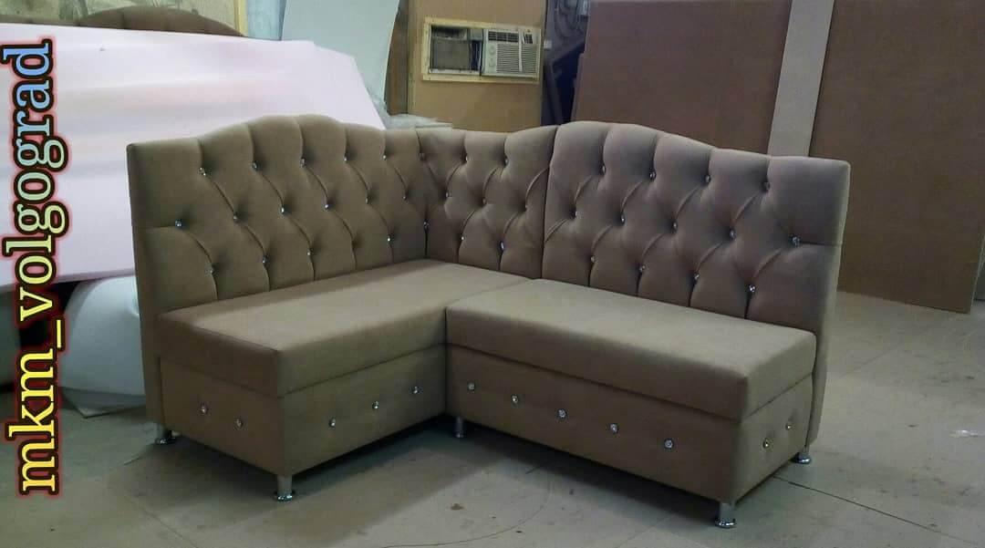 угловой диван для кухни офиса