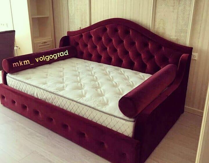 Кровать Fiji прямая 1