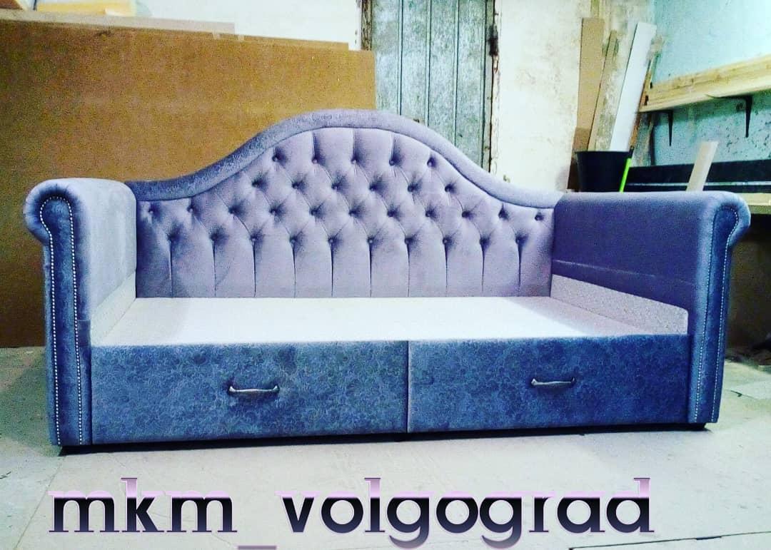 кровати прямые -диван- кровать