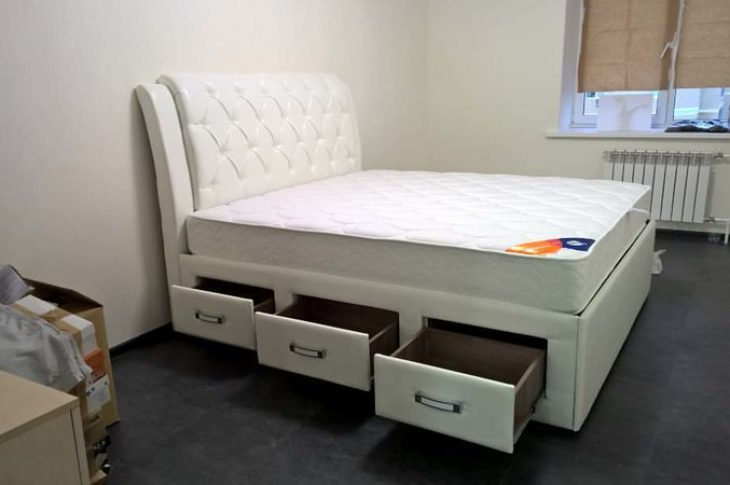 Кровать Florida с ящиками
