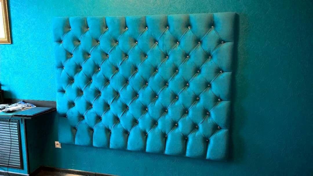 Кожаные и тканевые мягкие панели волгоград