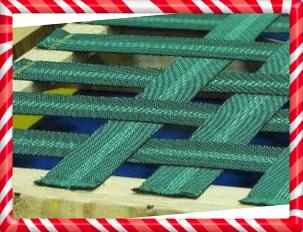 Резинотканевые ремни (мебельные ленты)